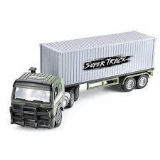 <b>Радиоуправляемый контейнеровоз Zhoule Toys</b> CityTruck 1:18 ...