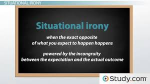 types of irony examples definitions video lesson transcript types of irony examples definitions video lesson transcript com