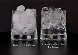 ice maker gb english luma comfort imss portable clear ice maker