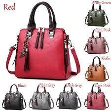 Women&#39;s <b>Fashion</b> Beautiful Elegant <b>Pu</b> Leather One <b>Shoulder</b> ...