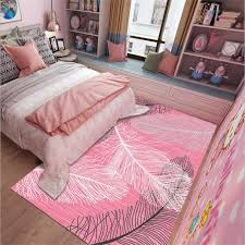 <b>Nordic</b> Geometric <b>Pink Marble</b> Patterned Carpet Carpets For Living ...