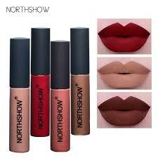 Hot NORTHSHOW <b>1PC</b> Women <b>Matte Makeup Lipstick Waterproof</b> ...
