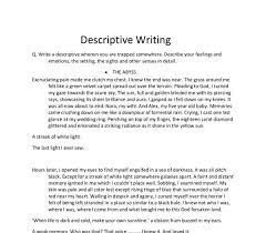 descriptive essay examples about a person homework helper printable how to write a descriptive essay about a person by