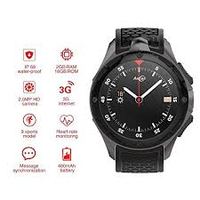 BUYYO AllCall <b>W2 Smartwatch</b>, 3G <b>Smartwatch</b> Phone 2GB RAM ...