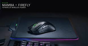 Razer Mamba HyperFlux and Razer Firefly HyperFlux - <b>Wireless</b> ...