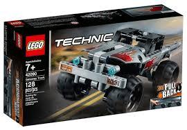 <b>Конструктор LEGO Technic</b> 42090 <b>Машина</b> для побега — купить ...