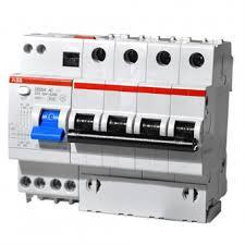 Автоматический <b>выключатель дифференциального тока ABB</b> ...