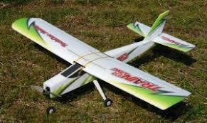 <b>Радиоуправляемый самолет Techone Trainer</b> King PNP - TO ...