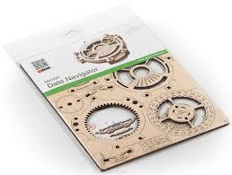 <b>Ugears Конструктор</b> 3D пазл <b>Навигатор дат</b> — купить в интернет ...