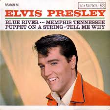 Listen To This Record ♫ - elvis-presley-blue-river-rca-victor
