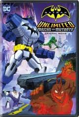 Batman Unlimited: Mech vs. Mutants (2016)