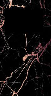 <b>Black and rose</b> gold marble   Gold wallpaper iphone, Rose gold ...