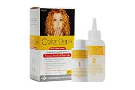 Color Oops Developlus Color Oops Color Remover ... - Amazon.com