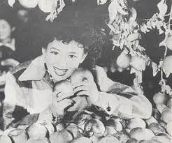 「映画『そよかぜ』封切り。「リンゴの唄」」の画像検索結果