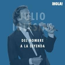 Julio Iglesias, del hombre a la leyenda