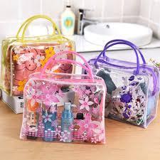<b>Women's</b> Portable Travel Makeup Pouch <b>Transparent</b> - Rapadu.com ...