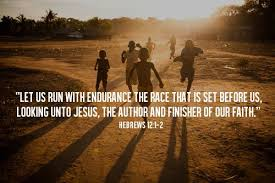 Image result for images:Let us run in faith and holiness