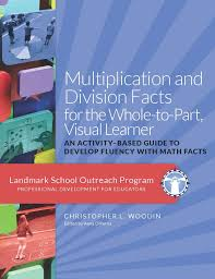 publications landmark outreach landmark outreach multiplication and division fact for the whole to part visual learner