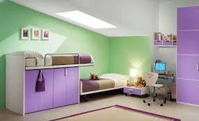bedroom winsome closet: green purple kid bedroom color combination ideas with closet under