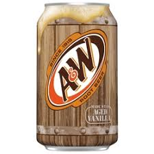«<b>Газированная</b> вода <b>A&W Root</b> Beer Aged Vanilla» — Продукты ...