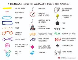 17 best ideas about inductive bible study bible bible study symbols interesting marking ideas i d change the wtf