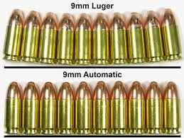 9mm Auto vs. 9mm <b>Luger</b> - Which is Better?
