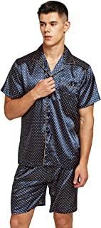 men silk pajamas set - Amazon.com