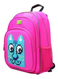 Купить <b>рюкзак 4All Kids</b> с набором битов розовый, цены в Москве ...