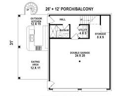 House Plans   Mother in Law Quarters  pool house floor plan    House Plans   Mother in Law Quarters