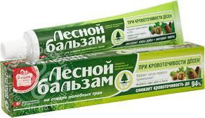 Купить <b>Зубная паста Лесной бальзам</b> При кровоточивости десен ...