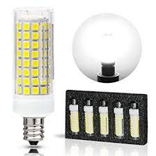 All-New (102LEDs) E12 LED Bulbs, 75W or <b>100W</b> Equivalent ...