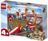 Купить <b>конструктор Lego Toy</b> Story: Трюковое шоу Дюка Бубумса ...