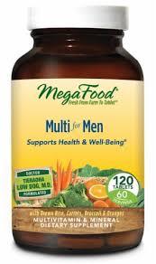 MegaFood Multi for Men, 120 Tablets - Kroger