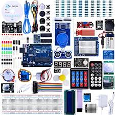 ELEGOO UNO R3 Project Most Complete Starter Kit w ... - Amazon.com