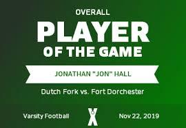 Fort Dorchester vs Dutch Fork | Football | 11/22/2019 | MaxPreps