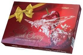 Magnat My Sweet <b>Cherry</b> 145г <b>конфеты</b> пралине из темного ...