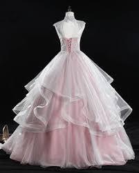 Pink <b>High Neck Tulle</b> Lace <b>Long</b> Prom Dress Senior Lace Up ...