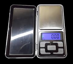 Инструкция к <b>весам Pocket Scale</b> MH-100?