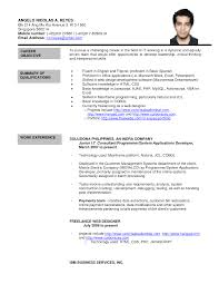 ba psychology resume sample experience resumes ba psychology resume sample