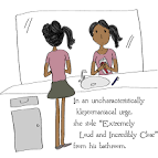 uncharacteristic
