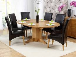 wood extendable dining table walnut modern tables:  extendable dining table and chairs stylish