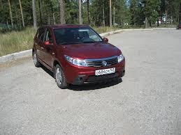 "<b>Накладка</b> ""<b>Губа</b>"" Renault Sandero ""KART RS"" (2010-2014 ..."