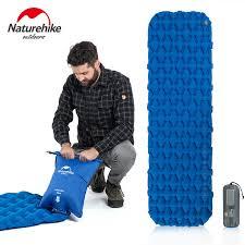 Naturehike <b>Mat</b> Outdoor <b>Camping</b> Inflatable Mattress Ultralight Air ...