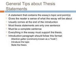 good thesis statements essays good thesis statements essays
