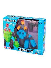 Игрушка <b>Stikbot</b> Мегабот Авеланч ZING 11621424 в интернет ...
