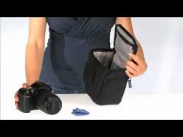 DSLR Camera Holster (<b>TBC</b>-406) - YouTube
