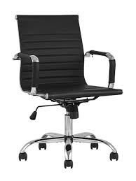 <b>Кресло офисное TopChairs City</b> S, черное Стул Груп 12430079 в ...