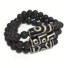 Best value Mens Bead Three Bracelet – Great deals on Mens Bead ...