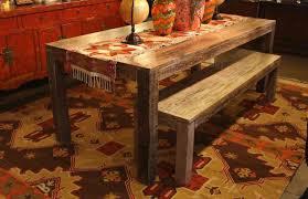 Custom Wood Dining Room Tables Handmade Reclaimed Wood Chevron Dining Table By Fama Creations Llc