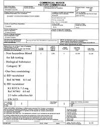 doc commercial invoice templates word excel pdf doc 12541600 commercial invoice template
